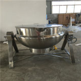 Tilting Stainless Steel Electric Jacketed Kettle