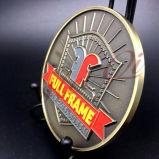 Pièce de monnaie en métal de souvenir de modèle de Custome 3D pour les cadeaux promotionnels
