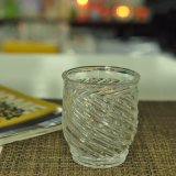 Freier Glaskerze-Halter mit der Kapazität 10oz
