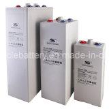 Bateria acidificada ao chumbo de Opzv do gel tubular profundo das baterias 2V 3000ah do painel solar do ciclo