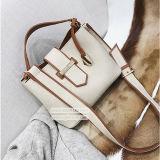 2017 nuovi sacchetti dell'unità di elaborazione della spalla della donna di modo della borsa della signora di sacchetto della mano di stile Tote dalla Cina Suppler Sy8634