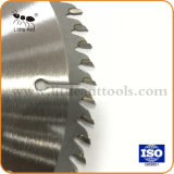 "7"" 60t Tct carboneto circular da lâmina de serra para corte de madeira e o Alumínio Diamond Ferramentas de Hardware"
