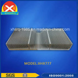 Fricition Stir Welding의 500mm Wide Aluminum Heatsink Welded