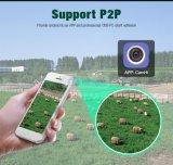 4G SIMのカードの防水WiFi IPの無線監視カメラ