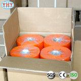 peso extensible blanco 160 G del acoplamiento de la fibra de vidrio de 4X4 milímetro