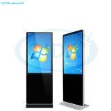 55 인치 Windows 인조 인간 접촉 스크린 디지털 광고 Signage