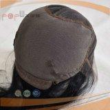 ブラジルのバージンの毛の完全なレースのかつら(PPG-l-0804)