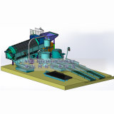 Centrifugaal Concentrator voor de Fijne Gouden Apparatuur van de Terugwinning