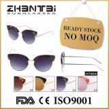 Acetato de moda feminina óculos de raios UV400 com lentes de Nylon (HFF0008)