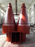 木工業のための220V/60Hz小さなかんフィルター集じん器