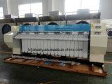 Machine& Flatwork Ironer를 다림질하는 단 하나 두 배 3개의 롤러 산업 자동적인 장