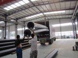 Tubo del polietilene ad alta densità del tubo di drenaggio
