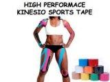 Rolo da fita do Kinesiology para o esporte em tipo Pre-Cut