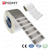 La impresión de logotipo de 860-960MHz etiqueta RFID UHF pasiva