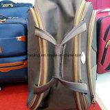 Beutel Doppelt-Reißverschluss Koffer-Walzen-Beutel-reisender Kleidersack der Laufkatze-Bw1-006
