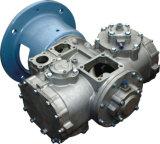 Compressor Van roestvrij staal van de Lucht van de Schroef van de Injectie van het Water van de olie de Vrije Industriële Stodde