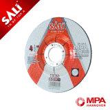 Вырезывание и абразивный диск с хорошим качеством