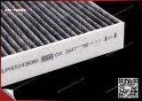 pour le filtre à air 7p0819631 de cabine de systèmes de filtre d'entrée d'air de véhicule de VW d'Audi