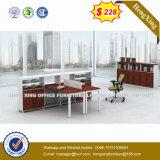 最も新しい設計事務所の机2のシートのオフィスの区分(HX-5N051)