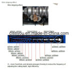 Verschiedene Modelle der überschüssigen Kabel-Drahtpeeler-Abstreifer-Maschine