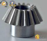 Hohes Stahleisen-hohe Präzisions-Vollkommenheits-Qualitäts-zahnstangentrieb-Gänge der Präzisions-C45