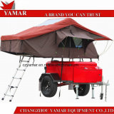 высокое качество с трейлера туриста шатра крыши дороги
