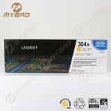Toneres Cc530A-533A del cartucho del color de la impresora para HP 304A