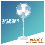 18 Zoll-Standplatz-Ventilator mit starker runder Unterseite