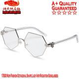 Señora octagonal Anti-Radiation Sunglasses de la dimensión de una variable de la nueva manera 17800