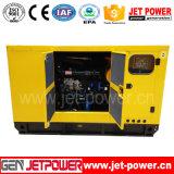 90kw Diesel van de Generator van de dieselmotor Geluiddichte Elektrische Generator