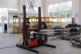 手段によって取付けられるペダル油圧ベアリング引き手300t