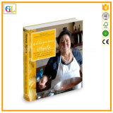 Serviço de impressão do livro de Hardcover da instrução (OEM-GL042)
