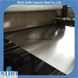 Hoja de acero inoxidable laminada en caliente y en frío de 300 series