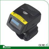 Laser Qr 부호 스캐너 Wms 해결책, Pharmarcy 기업을%s 손목 홀더를 가진 이동할 수 있는 Fs01 PDA Barcode 스캐너 인조 인간