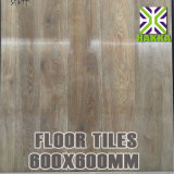 De Tegels 60X60 van de Vloer van de Ceramiektegels van het Porselein van de Stijl van Differen