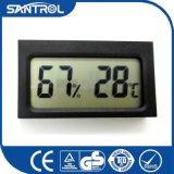 시계를 가진 실내 옥외 디지털 온도계 습도계