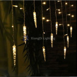 حديقة [كريستمس برتي] زخرفة ضوء فقاعات دلّاة جليديّة [فيري ليغتينغ] 50 [لد] [أوتدووت] خيط ضوء شمعيّة يزوّد