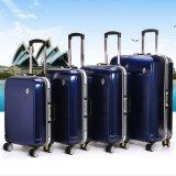 Valigia dura dell'alluminio dei bagagli della cassa del PC