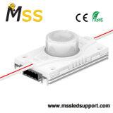A luz de fundo e Edge LED de iluminação ASSINAM CARTA de canal do módulo