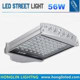Alumbrado público solar al aire libre de la más nueva del diseño LED de calle de la luz iluminación al aire libre LED del módulo 98W