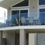 Боковое крепление безрамные балкон стекло Balustrade/поручня