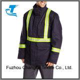 Workwear мужчин по технике безопасности отражает Parka куртка