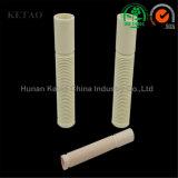 Tubo de cerámica de las industrias de la resistencia de Thermal&Wear con de alta resistencia