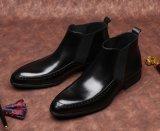 Высокое качество шнурует вверх икру кожаный, котор ботинки наиболее поздно конструируют ботинки людей