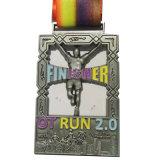 Fabbrica cinese che rende a maratona di estate 5k 10k medaglia corrente (XDMD-05)