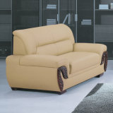 Migliore sofà del cuoio di prezzi all'ingrosso delle forniture di ufficio di qualità (C17)