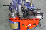 Máquina de dobra de aço da câmara de ar da cadeira hidráulica do CNC da linha central de Dw38cncx2a-1s 3