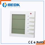 Termostato di temperatura della bobina del ventilatore dello schermo dell'affissione a cristalli liquidi per condizionamento d'aria centrale