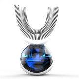 Одновременная зубная щетка чистки 360 градусов всесторонняя быстро польностью автоматическая