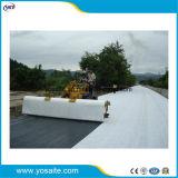 PP/PET Nonwoven tejidos geotextiles para pavimentar la carretera Río Railway